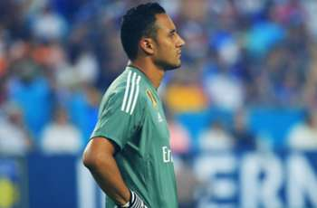 Real Madrid suffer keeper blow after Navas injury setback