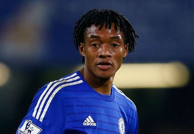 Cuadrado thrilled with Juventus fans' welcome