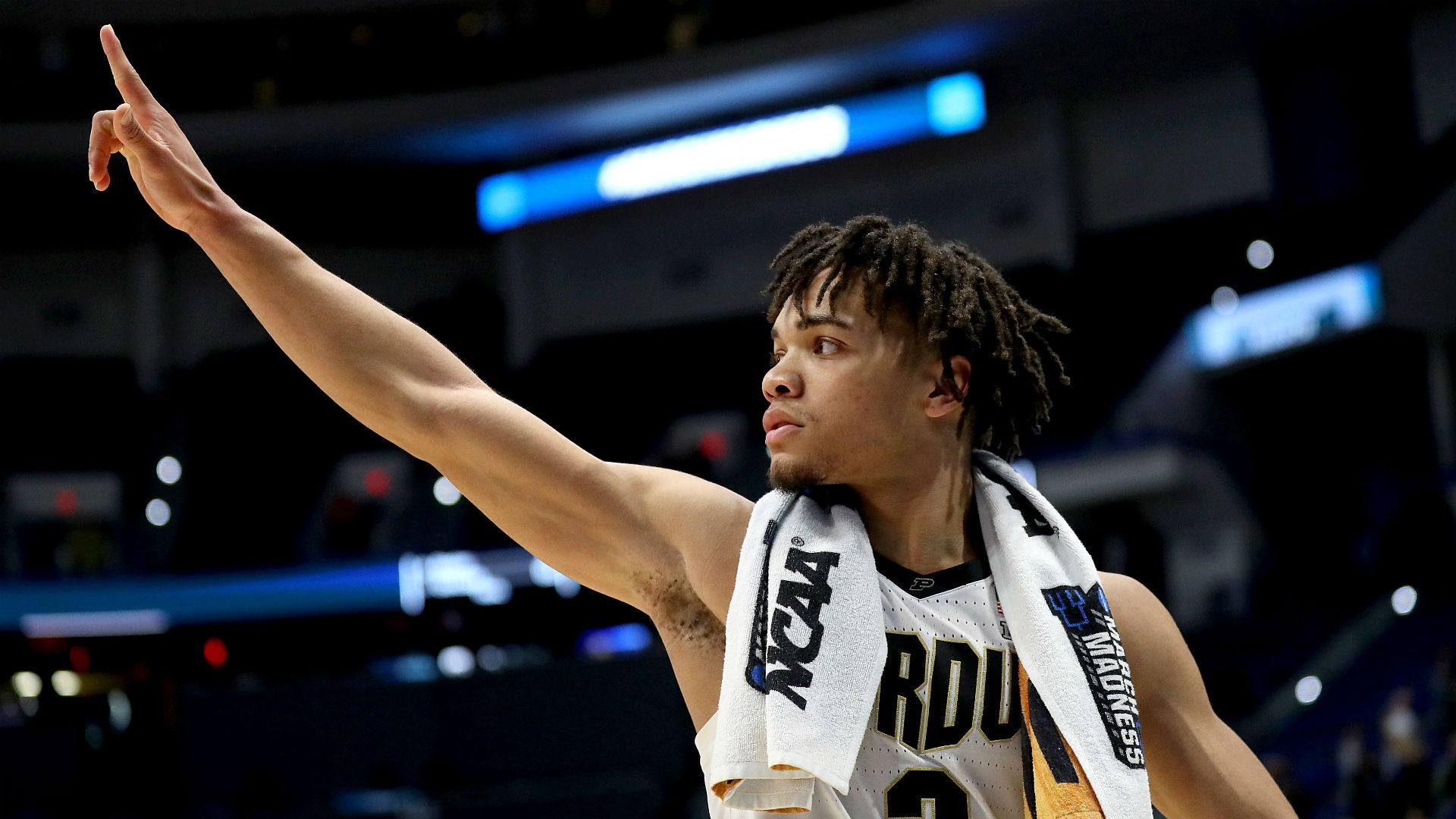 March Madness 2019: Purdue's Carsen Edwards' 28 3-pointers
