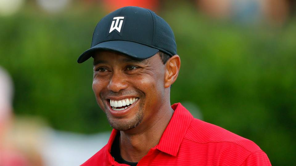 tiger woods - cropped