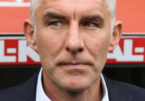 Hamburg coach Mirko Slomka