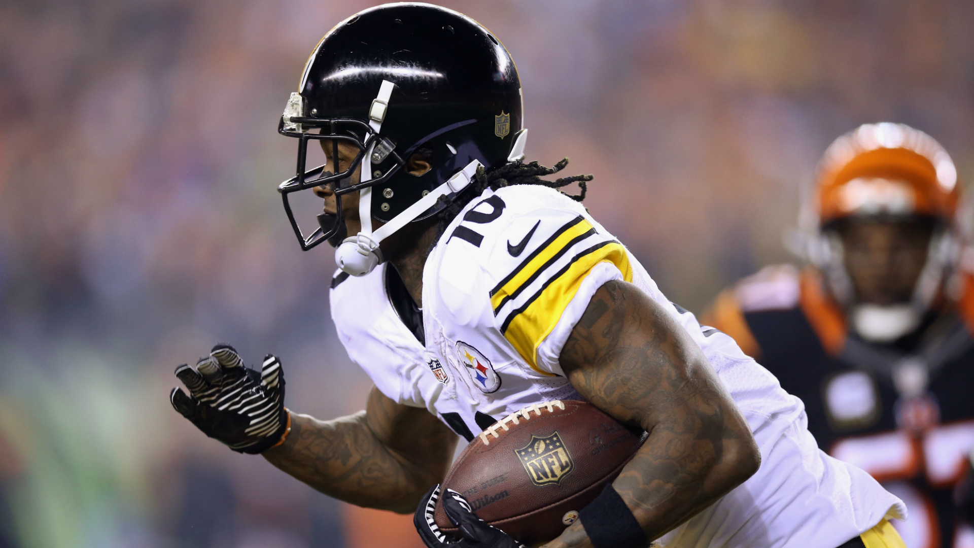 Steelers' Martavis Bryant claims Colts' Matthias Fairley's late hit was 'definitely intentional'