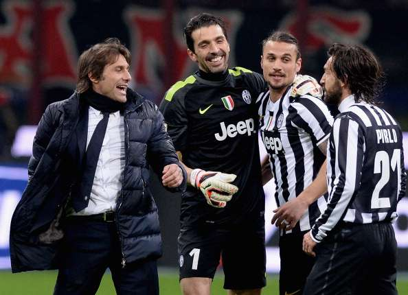 Buffon: Juventus got lucky to beat Milan