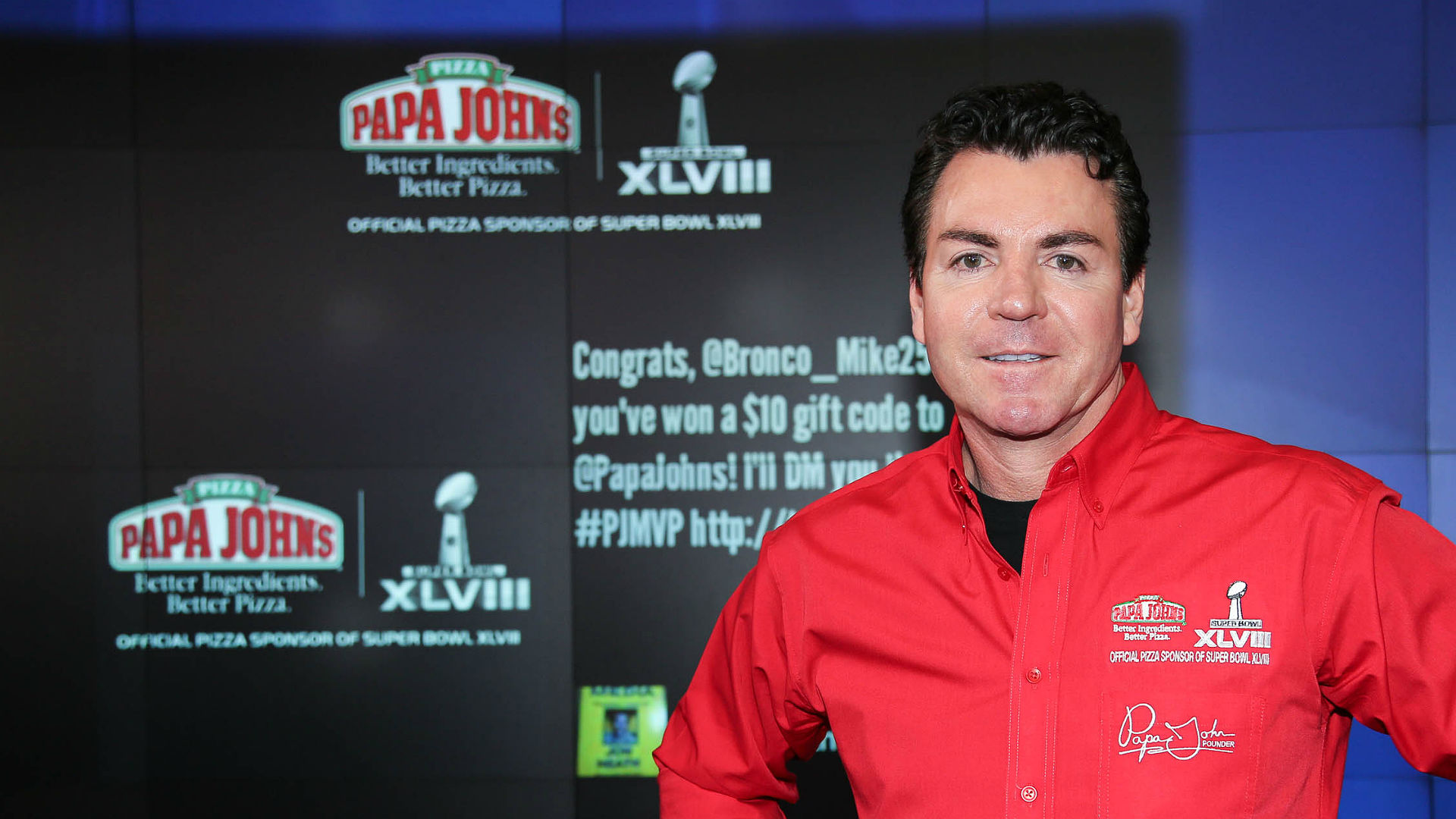 Papa John's clarifies its stance regarding National Football League , player protests