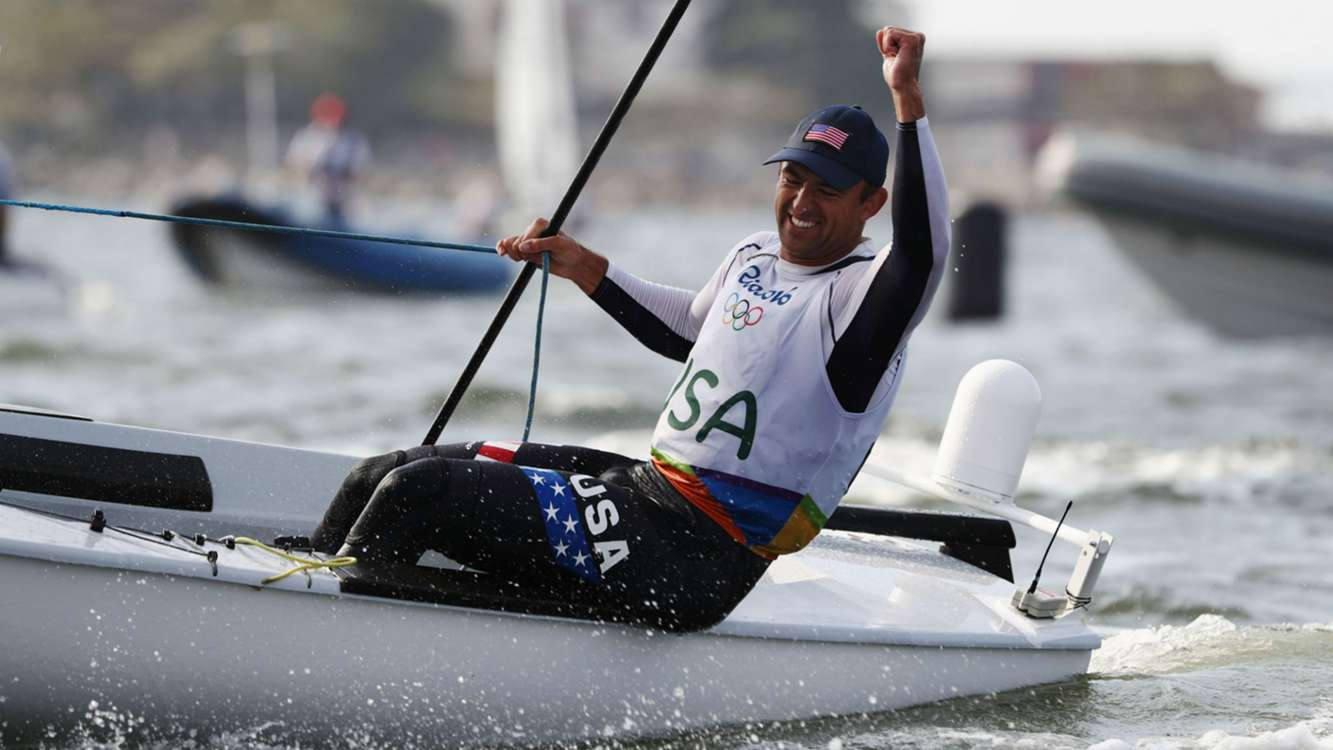 Rio Olympics 2016: Caleb Paine secures first U.S. sailing medal since 2008