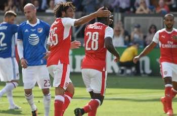 MLS All-Stars 1-2 Arsenal: Premier League giant wins late as Xhaka makes debut