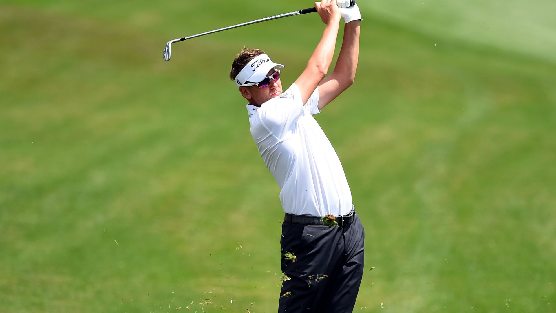 Poulter beats Hossler in Houston playoff to earn final Masters spot