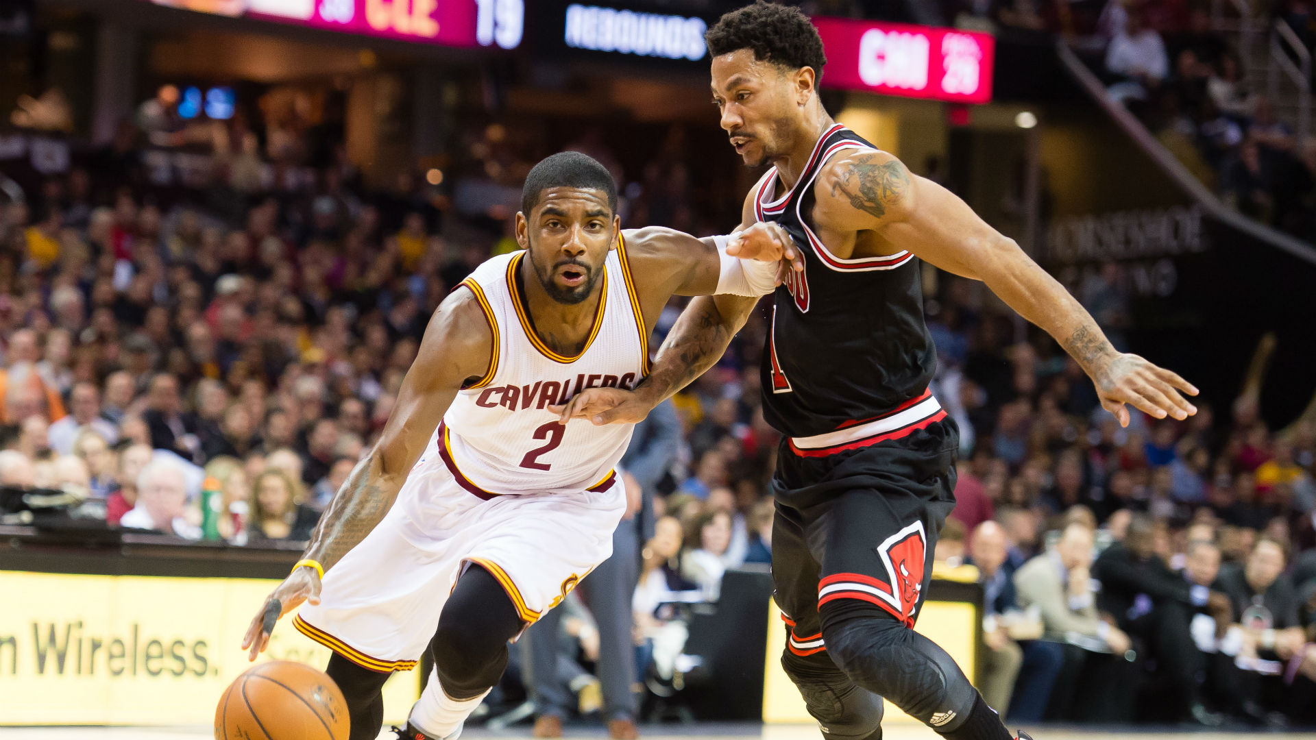 NBA | Kyrie Irving diagnosed with left shoulder strain ...