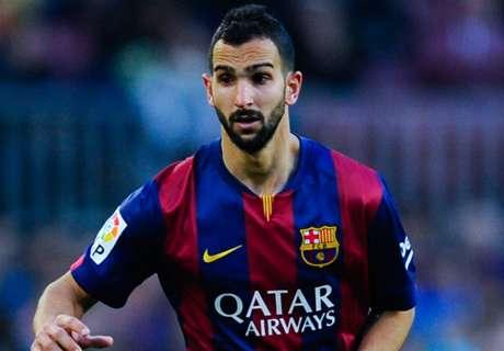 Montoya leaves Barca base