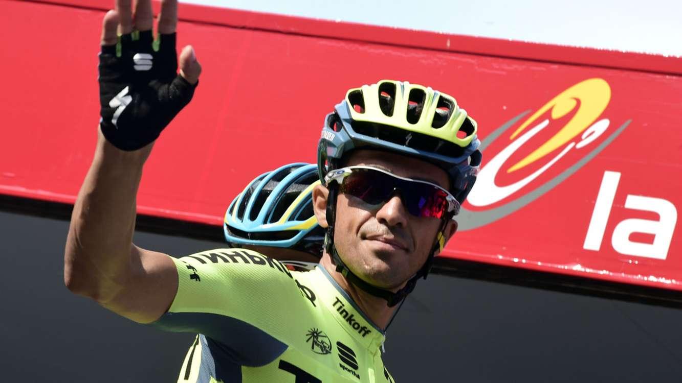 Contador hits backs at Tinkov slur