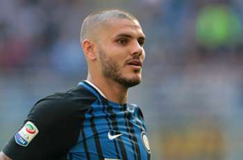 Inter striker Icardi targets 100 goals for club