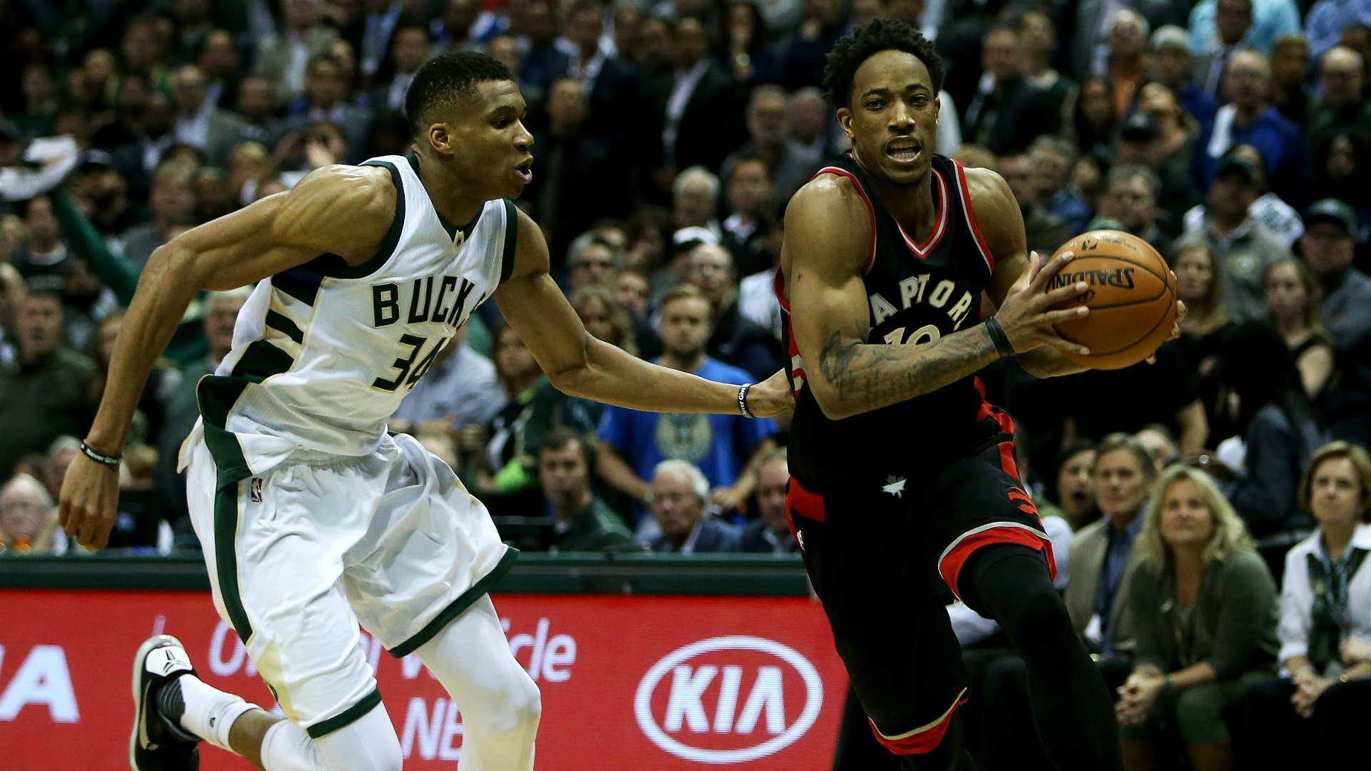 Raptors, Bucks zero in on same top candidate