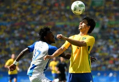 PSG target Rodrigo Caio extends deal