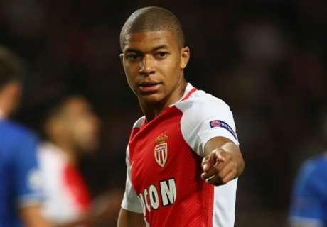Zidane hails talented Mbappe