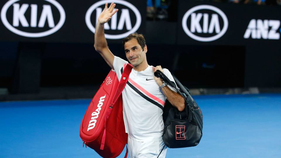 Australian open 2018 roger federer into final but hyeon chung federercropped stopboris Images