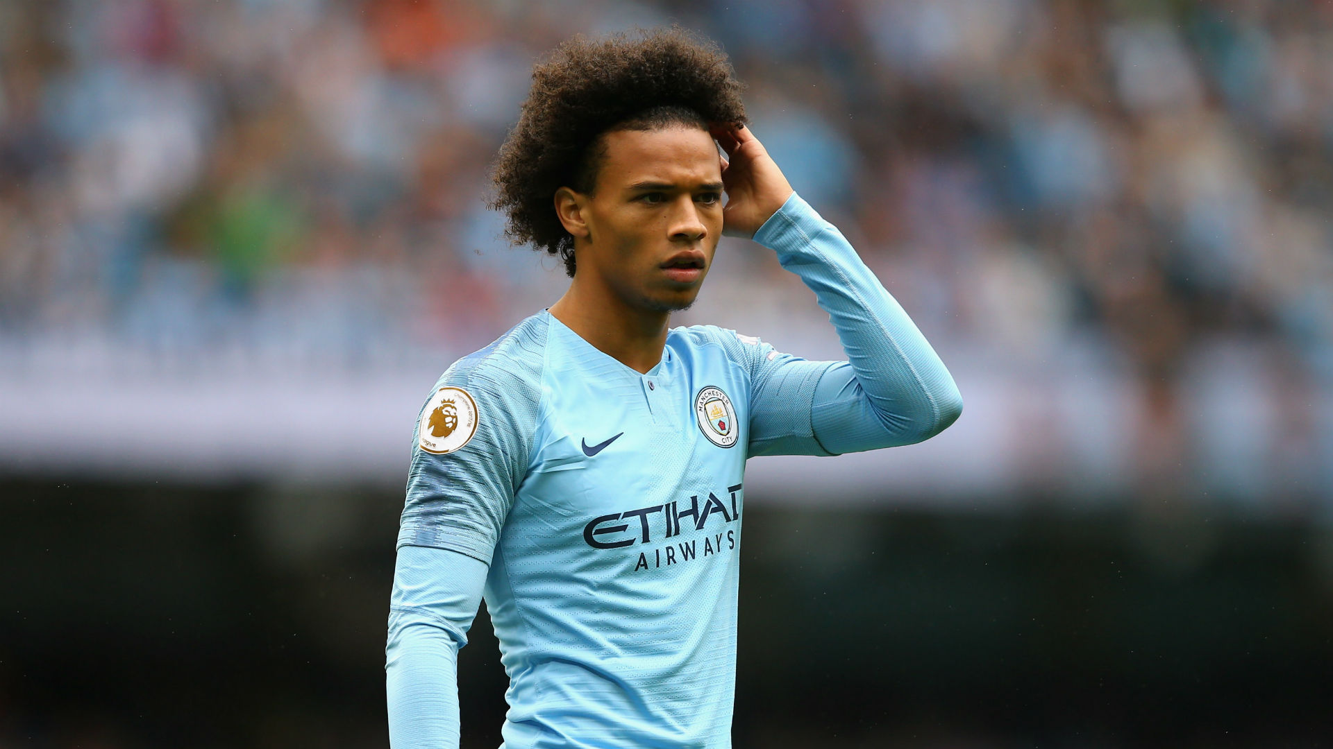 Man City boss Guardiola: Sane knows what he must do