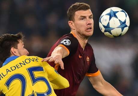 Roma 0-0 BATE: Home point