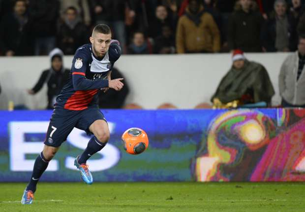 Menez rules out PSG exit in January
