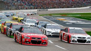 Tony stewart says drivers impressed by nascar safety for Starting lineup texas motor speedway