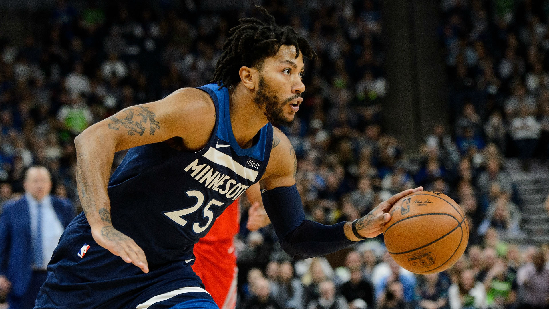 948d4525c96 NBA free agency rumors  Derrick Rose signs 1-year deal with Timberwolves