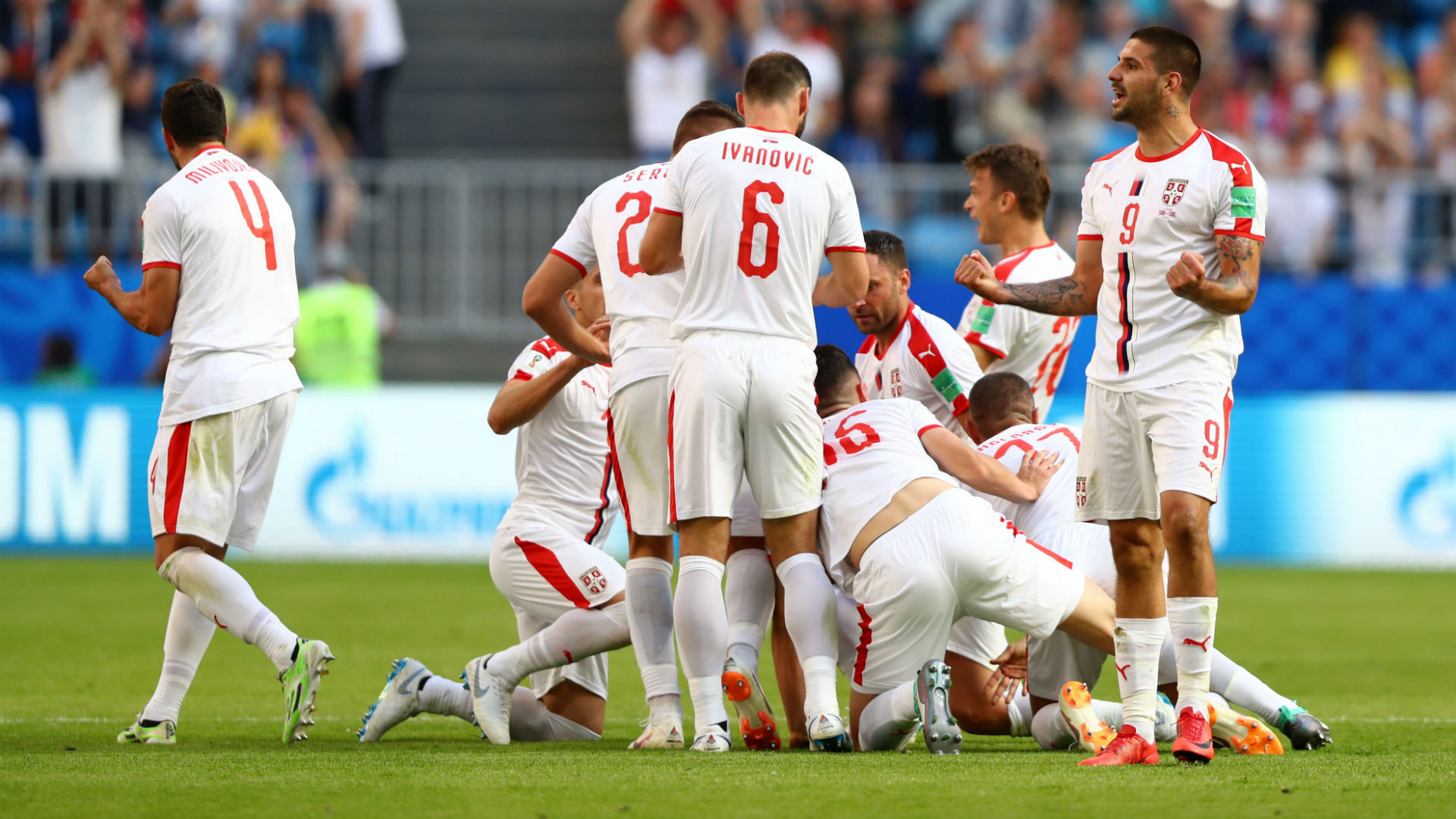 World Cup 2018: Costa Rica, Serbia serve up spectacle in sunny Samara