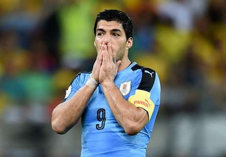 Suarez granted rest by Uruguay