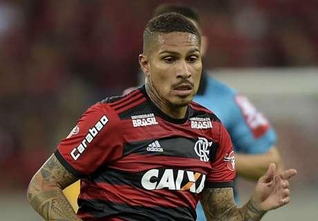 Paolo Guerrero se despide de Flamengo