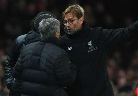 Klopp unfazed by Mourinho