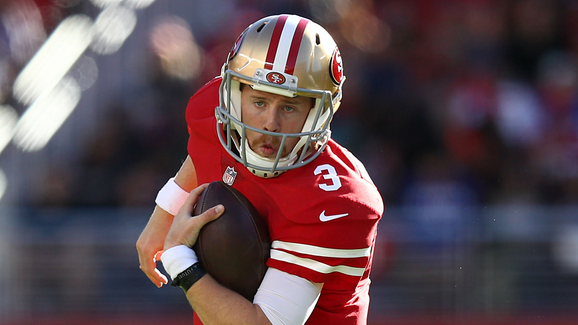 C.J. Beathard, not Jimmy Garoppolo, named 49ers starter vs. Seahawks
