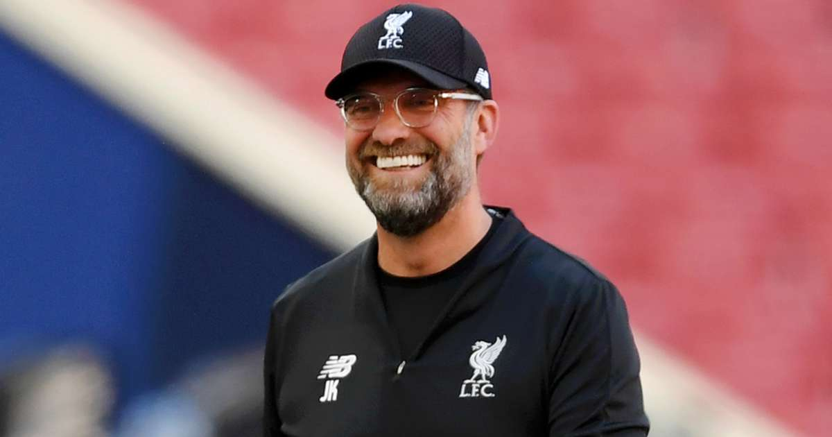 Klopp: Liverpool not favourites in Champions League final