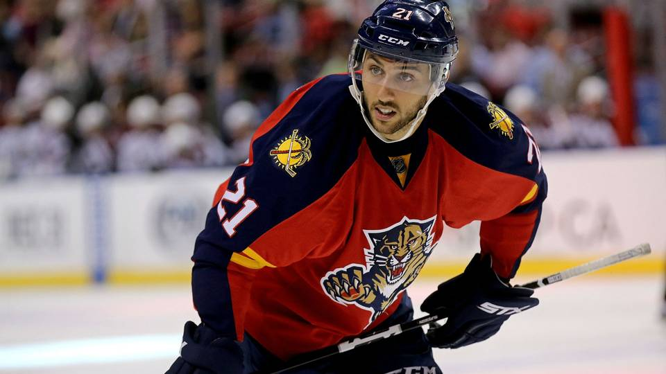 Vincent Trocheck injury update: Panthers center carried off ice with leg injury