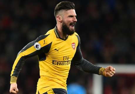 Quadruple fitness boost for Arsenal