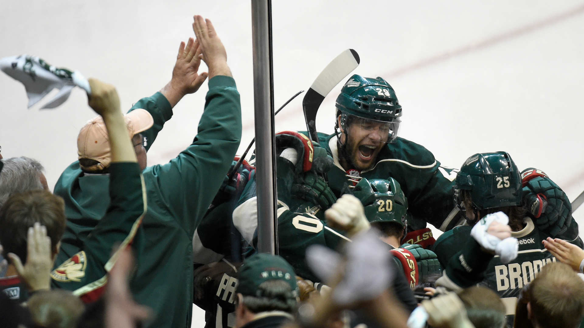 Stanley Cup playoffs roundup: Wild oust Blues; Canadiens end Ottawa's run