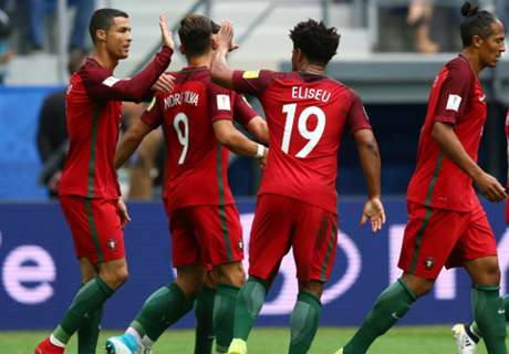 Report: New Zealand 0 Portugal 4