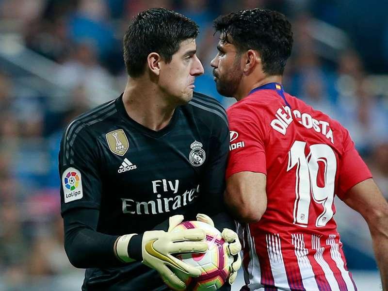 LaLiga report: Real Madrid 0 Atletico Madrid 0