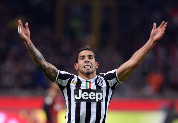 Serie A Team of the Week: Tevez takes the honours as Rafael excels again
