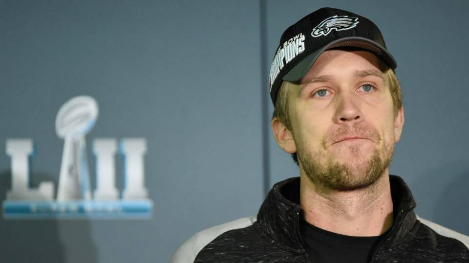 Super Bowl 52  Quarterback controversy brewing with Eagles   8e14c6628
