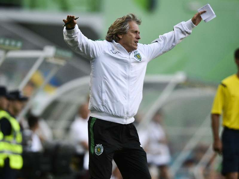 Benfica scared of Sporting, claims Jesus