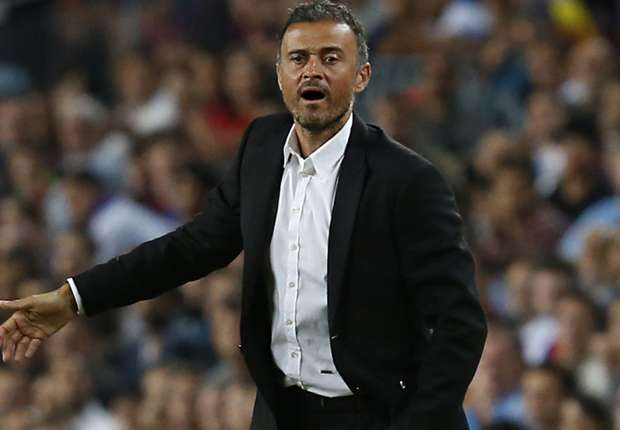 Luis Enrique: When Messi is injured, football loses