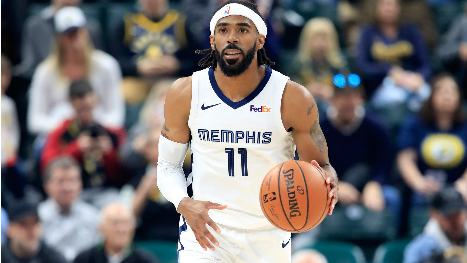 Jazz Have 'Undeniable Interest' In Trading For Mike Conley