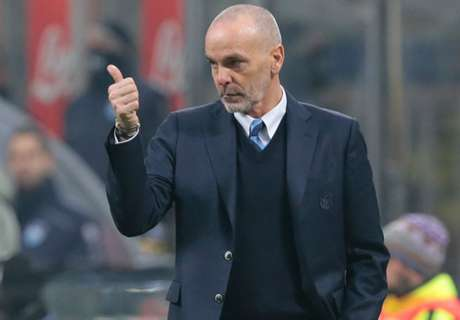 Pioli: Inter on par with Roma