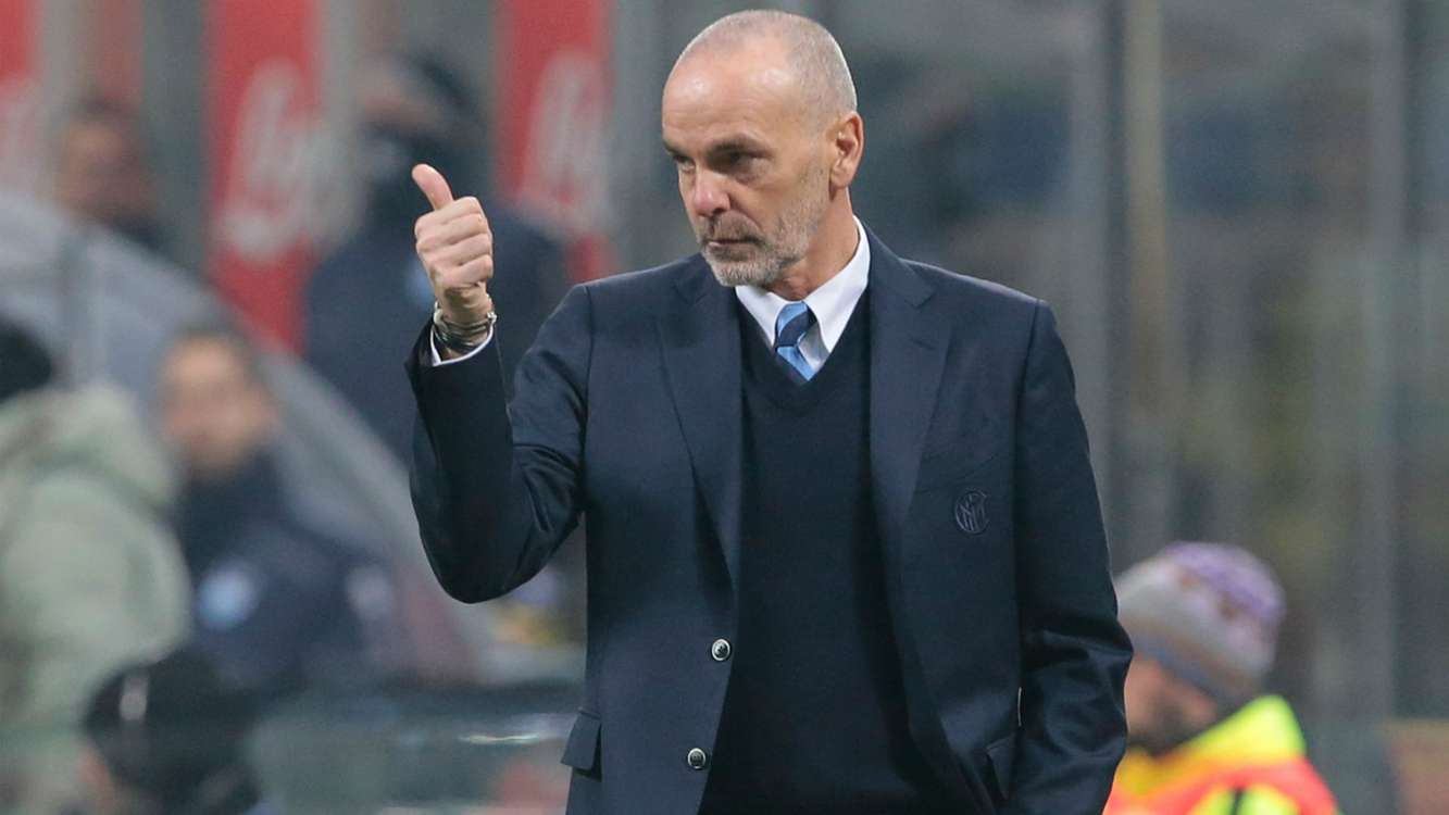 Pioli insists Inter not worried about potential suspensions