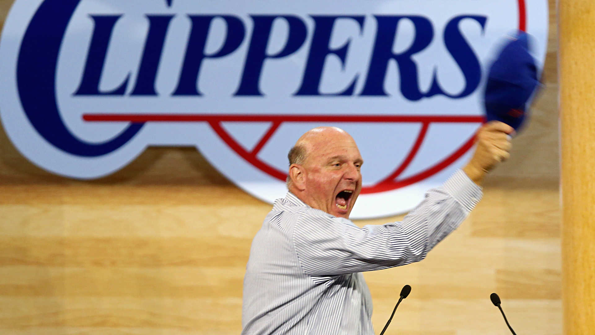 Clippers planning to 'rebrand' in offseason