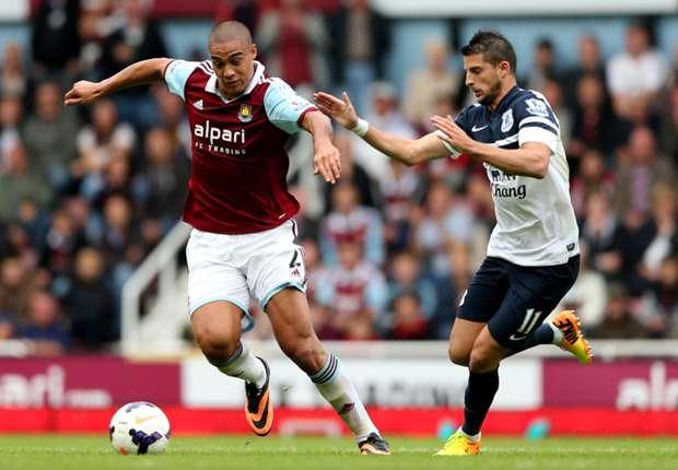 Reid hopes for progress in West Ham's attack