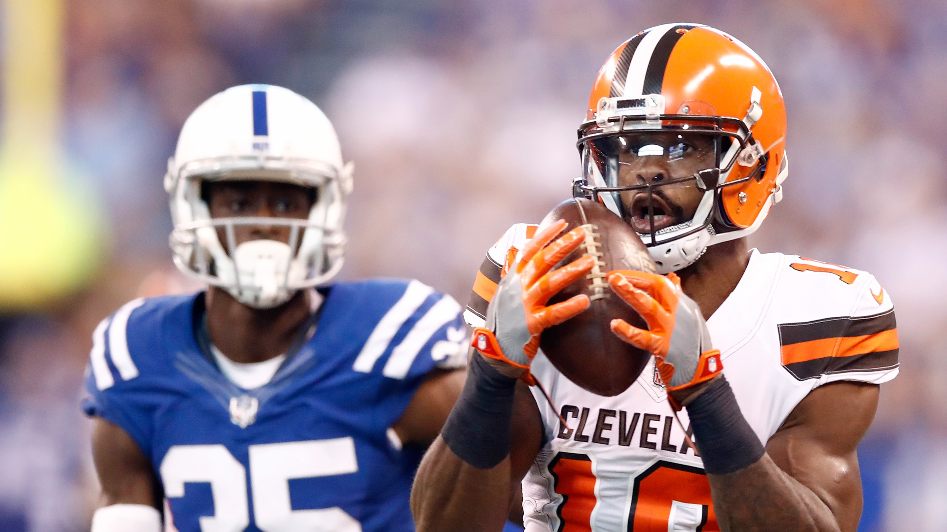 Kenny Britt, Corey Coleman sent home from Browns trip to Houston