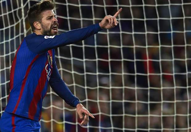 Pique: El Clasico more crucial to Barcelona than Real Madrid