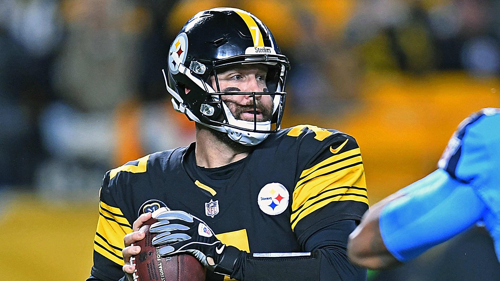 Steelers QB Ben Roethlisberger reaches career milestones