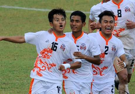 Bhutan wins as WCQ kicks off