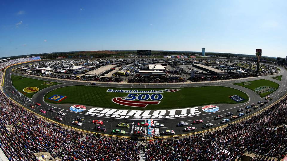 2018 nascar schedule release charlotte 39 s playoff race