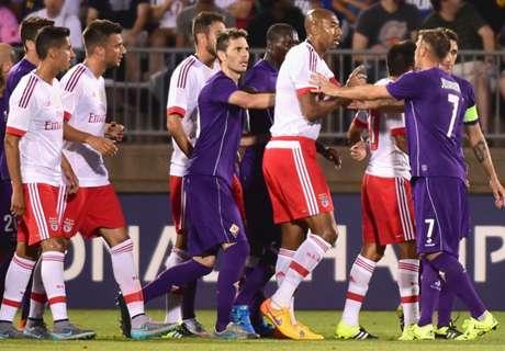 Report: Benfica 0-0 Fiorentina (4-5 pens)